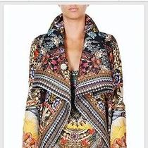 Camilla Franks the Gift Oversized Collar Jacket Size 2 Bnwt Photo