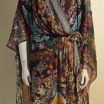 Camilla Franks the Gift Silk Overlay Halter Neck Dress Size 3 Nwt Photo