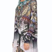 Camilla Franks Wool Swarovski Kabuku Long Sleeve Tee Kaftan Top  One Size Photo