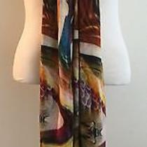 Camilla Franks Wool Viscose Swarovski  Banjara Scarf Shawl Kaftan 2.5m  Photo