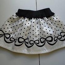Camilla Girls Size 24 Mo Darling Lined Skirt-Christmas Photo