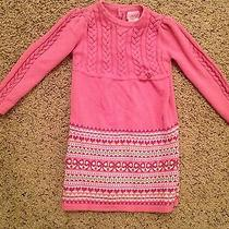 Camilla Girls Size 2t Adorable Sweater Dress Boutique Clothing Clothes Photo