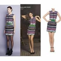 Camilla & Marc Juniper Peplum Dress. Size 8 Photo