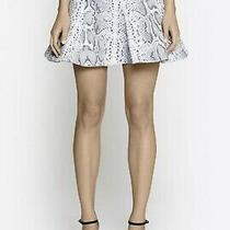 Camilla & Marc Snake Print Skirt Photo