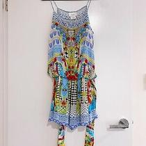 Camilla Masking Madness Playsuit Size L Brand New With Tags  Photo