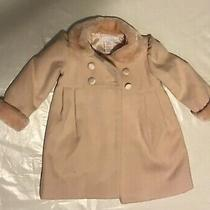 Camilla Pink Pea Coat 24m Coat Jacket Full Sleeve Photo