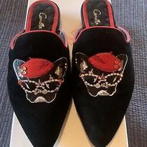 Camilla Point Toe Slippers Photo