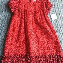 Camilla Pretty Holiday Christmas Dress  4t Festive Picture Perfect  Photo