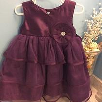 Camilla Purple Ruffle Dress Size 18 Months Photo