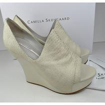 Camilla Skovgaard Cloud Wedge Heel Shoes 38 / 8 575  Photo