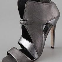 Camilla Skovgaard Leather Booties New in Box Metallic Sz 37 ( Us 7) Retails 515 Photo