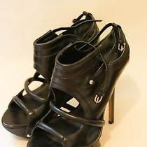 Camilla Skovgaard London Heel Shoes - Black - Size 37 Photo