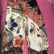 Camilla Wide Leg Pants Trousers Front Pocket Kissing the Sun  Xs Extra Small Photo