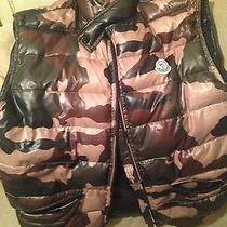 Camo Moncler Vest Sz 4 Never Worn Photo
