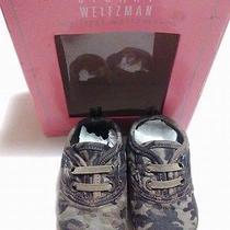 Camo Stuart Weitzman My First Weitzman Shoes Photo