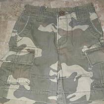 Camouflage Baby Gap Shorts (12-18 Months) Photo
