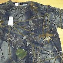 Camouflage Camo Hunting T-Shirt Size Large Nwt Photo