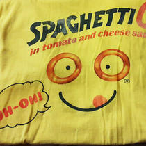 Campbell's Spaghettios Yellow Tee Size Men's Large Photo