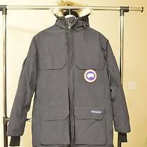 Canada Goose Expedition Parka Graphite Size M Photo