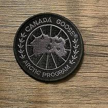 Canada Goose Replacement Patch Embroidery Black Label (Small) Photo
