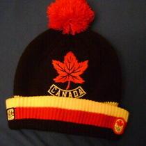 Canada Olimpic Hat Winter Hudson's Bay Co. Photo