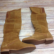 Candela Ivy Boot Cognac Womens Size 9 Photo