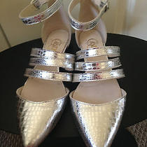 Candela Jon Snow Flats in Silver Size 8 Photo