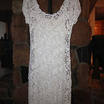 Candela White Lace Dress