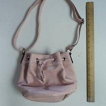 Candies Blush Light Pink Purse Handbag Mini Hobo Bucket - Flash Sale Photo