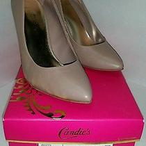 Candies Womens Heels Blush Size 7.5 With Box  Photo