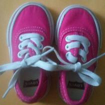 Canvas Levis Infant Sz5 Sneakers Photo