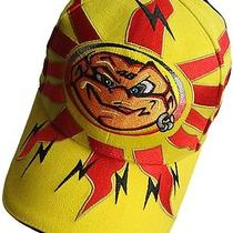 Cap Bike Gear Motogp Bsb Motorcycle Superbike Valentino Rossi New 2013 Yellow Photo