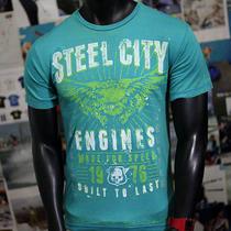 Car Bike Engines Made for Speed Need Express 1976 Mechanic Biker Road Tshirt L L Photo
