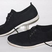 Carbon Element Lace Casual Shoes Black Men's Us Size 10 Photo