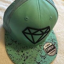 Carbon Elements Diamond Design Hat...adjustable....new Photo
