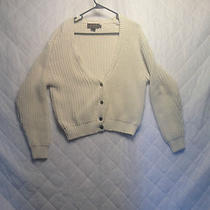 Cardigan Sweater by Eddie Bauer Size Medium  Free Shipping  Photo