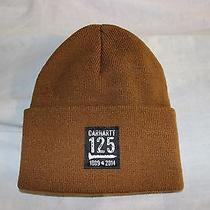 Carhartt 125th Anniversary Limited Edition Sock Watch Cap Hat Beanie New 101221 Photo