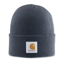 Carhartt A18 Acrylic Watch Hat - Bluestone Photo