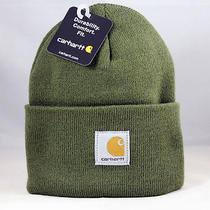 Carhartt Acrylic Watch Hat Knit Beanie Cap A18  Photo