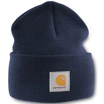 Carhartt Acrylic Winter Beanie Watch Hat Photo