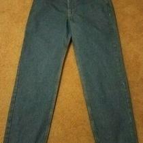 Carhartt B17 Dst Relaxed Fit Jeans Mens 40 X 32 Medium Wash Blue Denim Photo