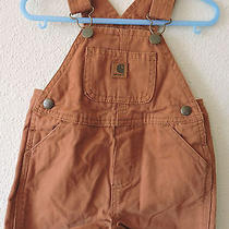Carhartt Baby Coverall Boy 6 Months Photo