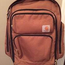 Carhartt Backpack - Deluxe Business College Computer Backpack Photo