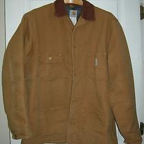 Carhartt Barn Chore Jacket Coat 48 Tall Xlt Photo