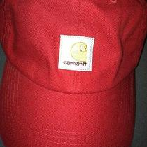 Carhartt Baseball  Hat Adjustable Youth Photo