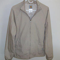 Carhartt Beige Jacket - Medium - Free Shipping Photo
