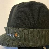 Carhartt Billed Winter Hat Photo