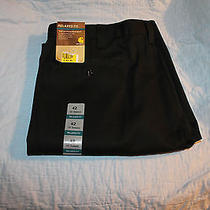 Carhartt Black Twill Cell Phone Work Short 42x13new Photo