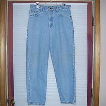 Carhartt Blue Denim Jeans - Gently Worn - 34x29 (Actual) - Wowwwwwwwwwwwwwwwwwww Photo