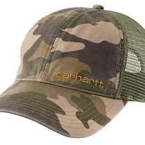 Carhartt Brandt Ball Cap Hat Osfa Camo  Choose Color 101194  New Free S/h Photo